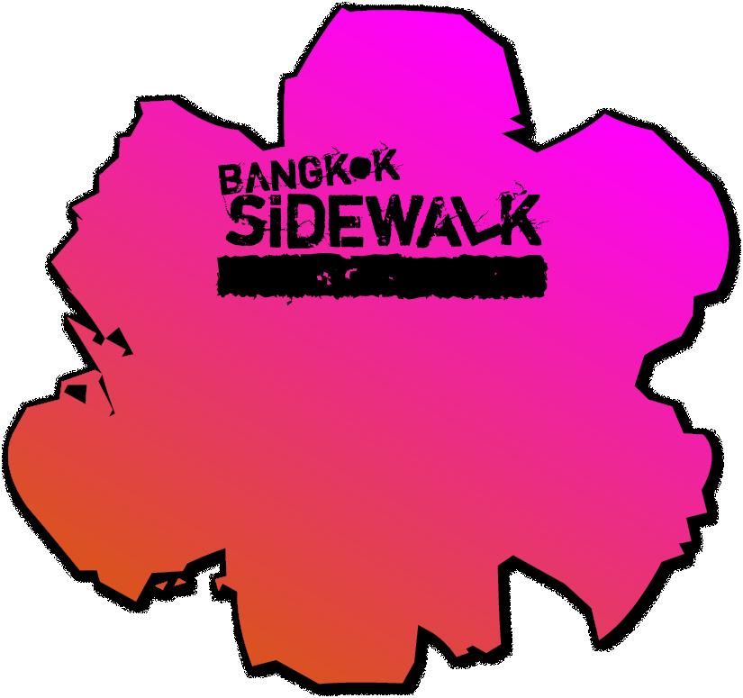 Bangkok Sidewalk - Avalon