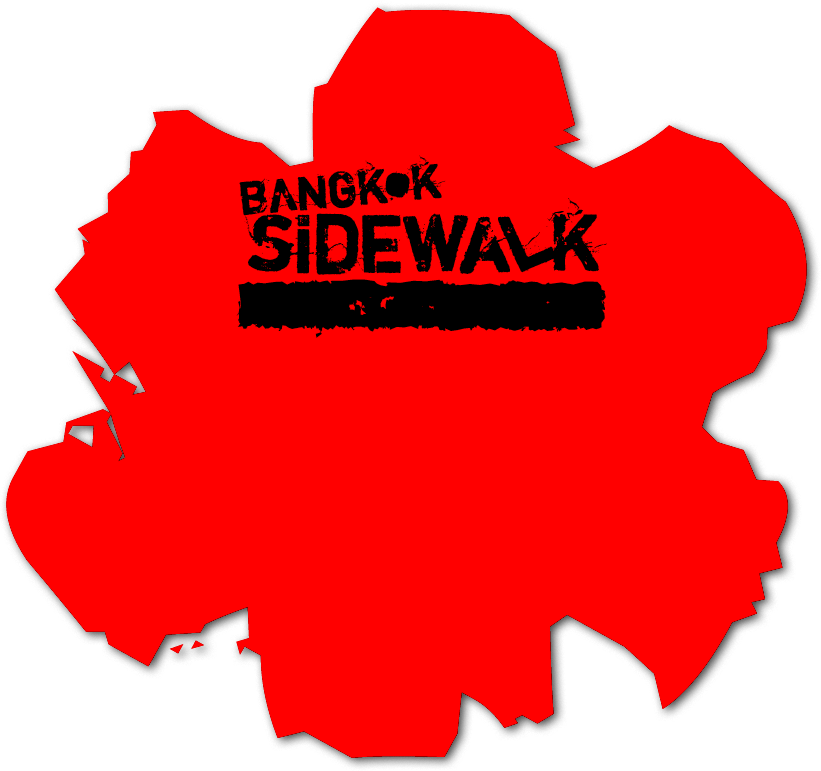 Bangkok Sidewalk - Kirribilli